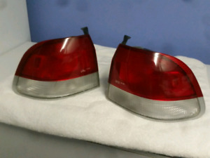 Acura El rear tail lights 96-00