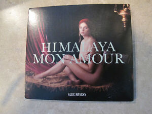 CD HIMALAYA MON AMOUR ALEX NEVSKY PRATIQUEMENT NEUF  SEULEMENT 3