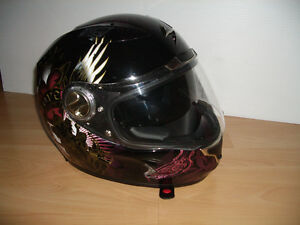 "Helmet """" Scorpion EXO 1100 """" --- near new -- size 53 - 55  cm"