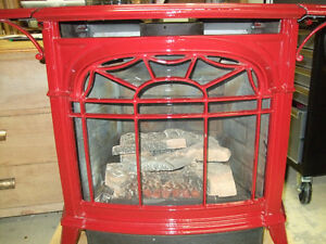 Vermont Casting Gas fireplace