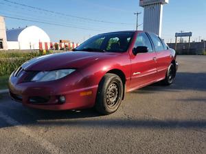 Pontiac sunfire 2005 132000km à vendre