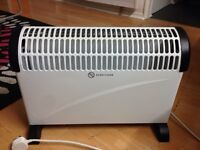ELECTRIC THERMOSTAT CONVECTOR HEATER. 3000KW. NEW CONDITION