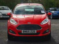 2015 Ford Fiesta 1.25 82 Zetec 5dr Hatchback Petrol Manual