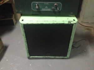 200 watt solid state Altec Amp and speaker