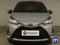 2020 Toyota Yaris 1.5 Hybrid GR-Sport 5dr CVT Auto Hatchback Hybrid Automatic