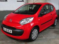 2007 '56' CITROEN C1 1.0i VIBE 3 Door Hatchback 6 Month GOLD Warranty Wise * 81k
