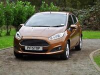 Ford Fiesta 1.2 Zetec 5dr PETROL MANUAL 2013/63