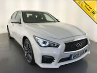 2015 INFINITI Q50 SPORT DIESEL AUTOMATIC 4 DOOR SALOON 1 OWNER SERVICE HISTORY