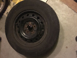205 70 R15 Summer and winter tires for sale West Island Greater Montréal image 1