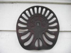 Small Tractor Seat for Custom Motorcycle