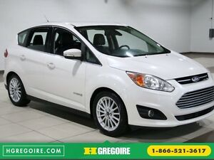 2013 Ford C-MAX SEL HYBRID AUTO CUIR NAVIGATION MAGS
