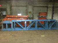 Redirac Pallet Racking and Push Back Racking Blowout!!!