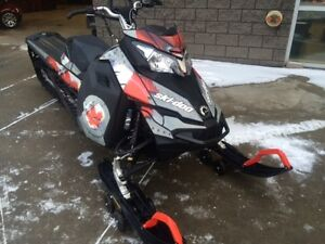 2015 Ski-Doo Summit X 174 With T3 Package