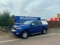 2017 Ford Ranger Pick Up Double Cab XLT 2.2 TDCi PICK UP Diesel Manual