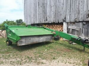 John Deere 920 Mo Co Disc Bine For Sale