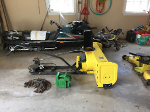 John Deere Snowblower kit