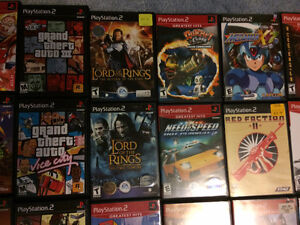 Selling PS2 console & games / Selling PS1 rare games and books Cambridge Kitchener Area image 8