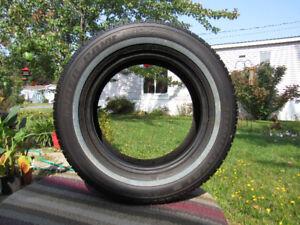 4 pneus hiver 185-70 R14 à vendre
