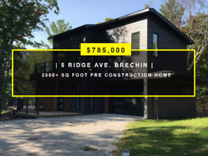 New Home for Modern Rural Living on Simcoe