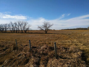 Serviced Acreage Lot 20 Acres - Near Qu'Appelle