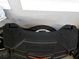 Can am outlander storage box never used