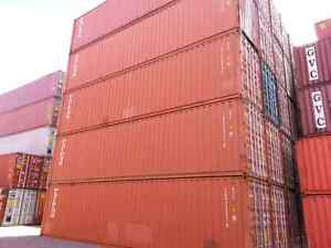 NEW & USED SHIPPING / STORAGE Sea Containers ~ Blowout Prices!! Edmonton Edmonton Area image 1