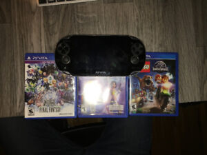Ps vita  games $20 each