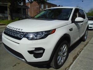 2016 Land Rover Discovery Sport HSE, NAVIGATION, PAN
