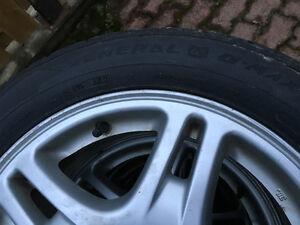 Tires-All season radials