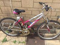 Ladies/Girls bike