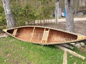 75thANNIVERSARY PETERBOROUGH CANOE FOR SALE