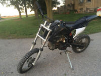 125 gio pitbike trade or sell