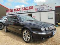 2007 57 JAGUAR X-TYPE 2.2 SOVEREIGN 4D 152 BHP DIESEL
