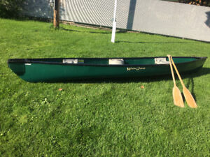 15.5 ft Water Quest canoe