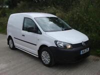 2011 61 Volkswagen Caddy 1.6TDI C20 BlueMotion Tech NO VAT
