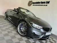 2017 BMW M4 3.0 M4 COMPETITION 2DR SEMI AUTOMATIC Convertible Petrol Automatic