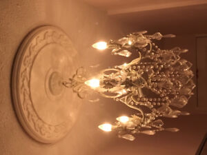 Crystal Chandeliers for Sale