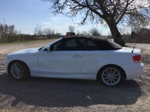 LIKE NEW!  2013 BMW 128i Cabriolet Convertible M Sport Edition w
