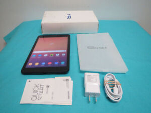 "New Samsung Galaxy Tab A 8.0"" 32GB Wifi Tablet Quad Core 2GB RAM"