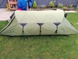 Micro fast tent