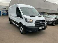 Ford Transit 350 Leader 2.0TDCi 130PS FWD L3 White