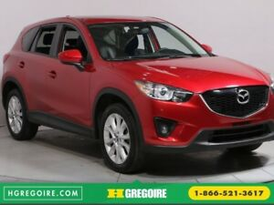 2014 Mazda CX-5 GT MAGS BLUETOOTH CUIR CAMERA RECUL TOIT OUVRANT