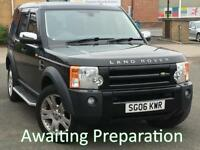 2006 (06) Land Rover Discovery 3 2.7 TDV6 S 7 Seater