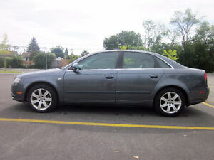 2006 Audi A4 2.0T Sedan (B7) With APR ECU Upgrade