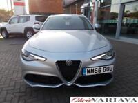 2016 Alfa Romeo Giulia TD SPECIALE ** Q2 DIFF + ADAPTIVE SUSPENSION Diesel silv