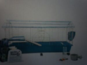x 2- Rabbit / Guinea Pig Cages - Large