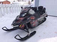 Ski-doo Expédition 1200cc, 2011