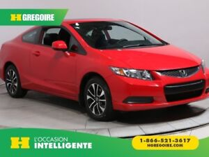 2013 Honda Civic LX COUPE AUTO A/C TOIT BLUETOOTH MAGS