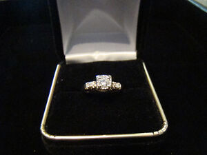 .29 ctw 14k Gold Diamond Engagement Ring
