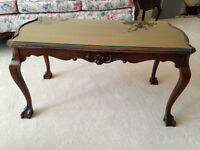 Gibbard Coffee Table with 2 Matching End Tables
